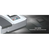 Double Beam Spectrophotometer – (UV 3200)