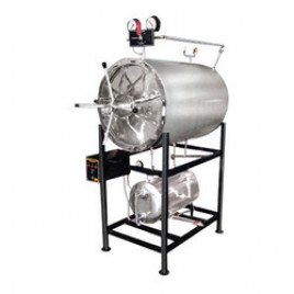 Horizontal Autoclave – Cylindrical